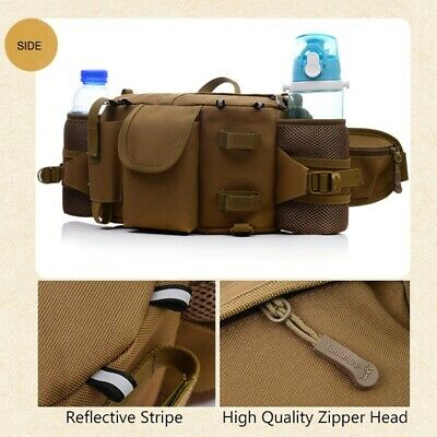 Multi-purpose Finds Pouch Shoulder Bag Waterproof Metal Detector Waist Bag 10