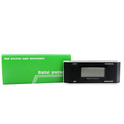 Digital Bevel Box Protractor Angle Measure Inclinometer Angle Gauge Meter Finder 10