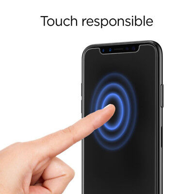 VITRE PROTECTION VERRE TREMPÉ ÉCRAN INCASSABLE iPhone XR/X/XS/MAX 8/7/6/6S Plus