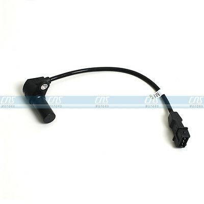 BREMI Crankshaft Pulse Sensor Black For CHEVROLET DAEWOO Saloon Kalos 96325868