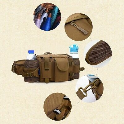 Multi-purpose Finds Pouch Shoulder Bag Waterproof Metal Detector Waist Bag 5