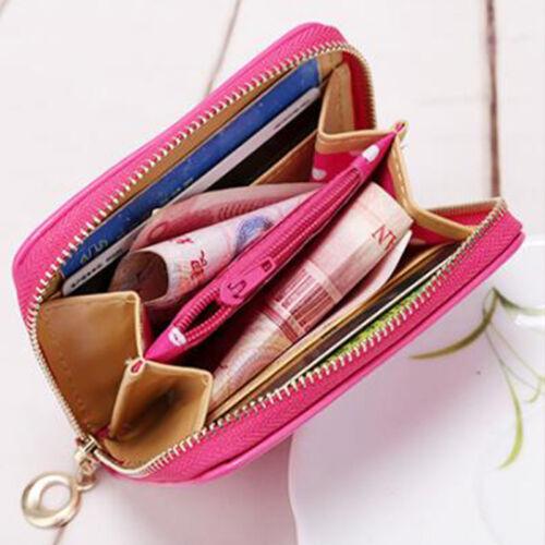 damen mode mini portemonnaie geldbeutel kleingeld geldb rse tasche brieftasche eur 2 69. Black Bedroom Furniture Sets. Home Design Ideas