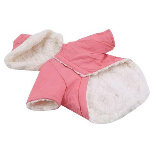 Winter Dog Coats Pet Cat Puppy Chihuahua Clothes Hoodie Warm  Dog Clothing Z 9