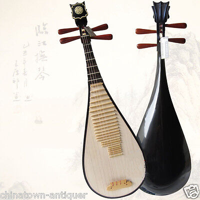 Pipa Kid/'s Size Pipa Chinese Lute Guitar Dunhuang Musical Instrument