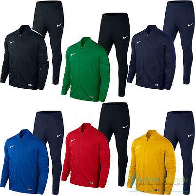 3516f362215158 1 sur 3Livraison gratuite Garçons Nike Survêtement Junior Enfants Fermeture  Éclair Jogging Haut Football