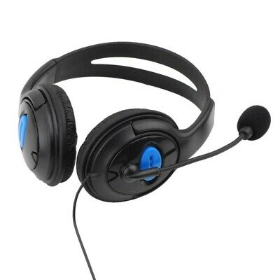 Wired Stereo Bass Surround Gaming Headset for PS4 New Xbox One PC with Mic 4