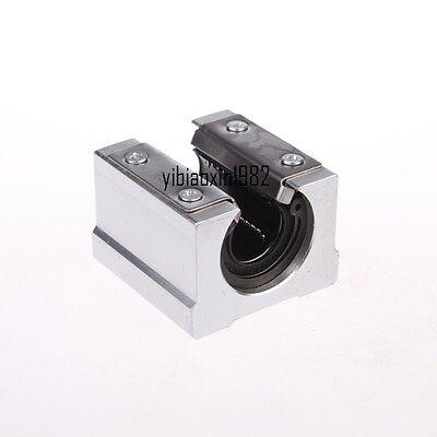 4 Pcs 16 mm Router Motion SC16LUU Bearing Solide Block Unit XYZ CNC SCL Series