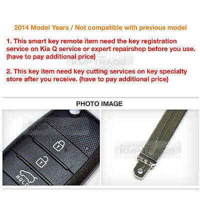 Genuine 2014-2016 KIA Sportage Smart Key FOB Keyless Entry Remote Transmitter