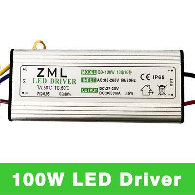 10W 20W 30W 50W 70W 100W LED Driver Power Supply Waterproof For LED Floodlight 7