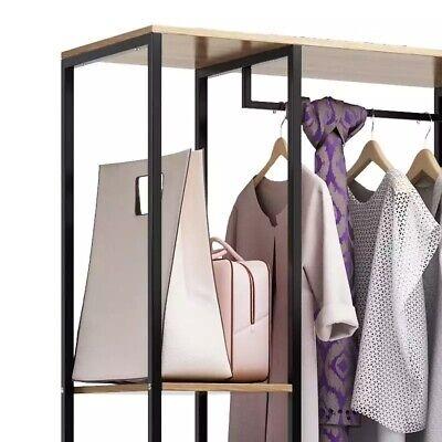 7 Modell Kleiderstange stabil wäscheständer Kleiderständer Garderobenständer 11
