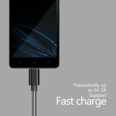 USB-C Type C 3.1 to USB 3.0 Fast Charging Stainless Steel Cable For Mac Nexus 8