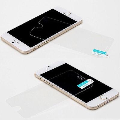 Vitre protection verre trempé film écran pour iPhone 8 7 6S 6 Plus 5 X XR XS MAX 3