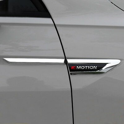 ABS Air Vent Hood Intake Fender Cover Trim for Volkswagen VW Tiguan 2017-2019