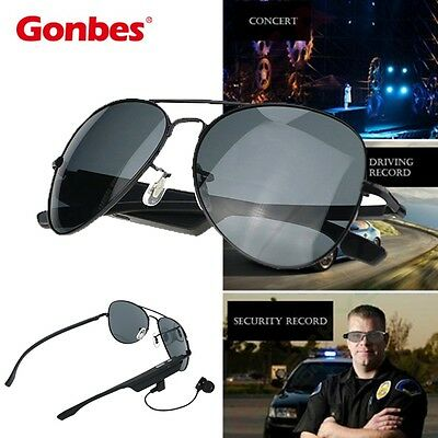 Bluetooth V4.0 Music Sunglasses Headphone Hands-free Sports HeadsetQ3 Durable