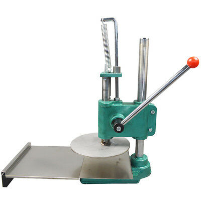 9.5 inch Pizza Dough Pastry Manual Press Machine Roller Sheeter Pasta Maker