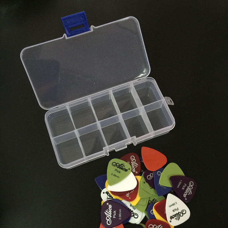 40 Guitar Picks Acoustic Electric Bass Pic Plectrum Mediator Musical Instrument 2
