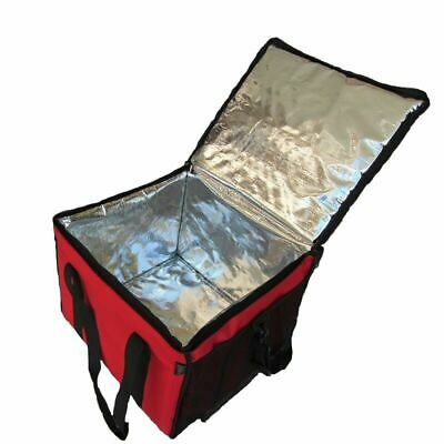 Multi-Purpose Food Delivery Bag - Hot Or Cold Food - Fully Insulated - Large 6