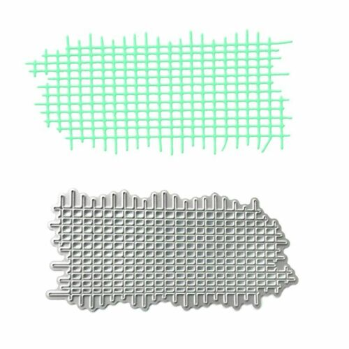 Grid Metal Cutting Die Stencil DIY Scrapbooking Album Paper Card Embossing Decor 6