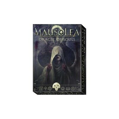 Mausolea: Oracle Of Souls Deck Cards Esoteric Fortune Telling Lo Scarabeo New 2