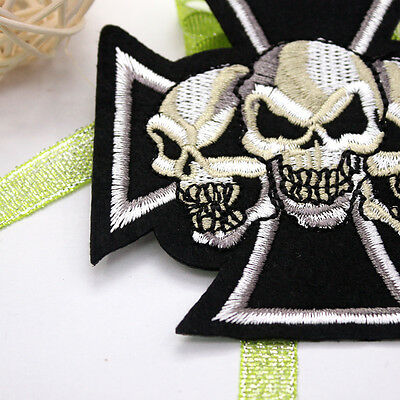New Embroidered Applique Iron On Patch design DIY Sew Iron On Patch Badge 8