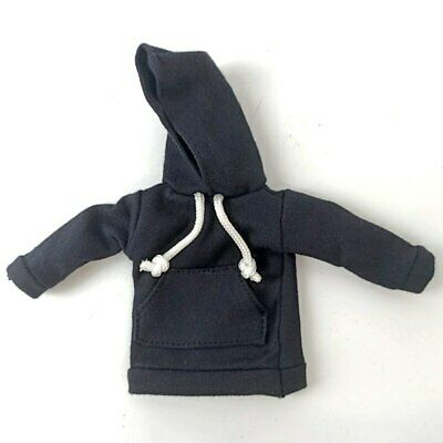 """Fashion Handmade Hoodie For 11.5"""" 1/6 Doll Sweatshirt Outfits Doll Clothes Shoes 2"""