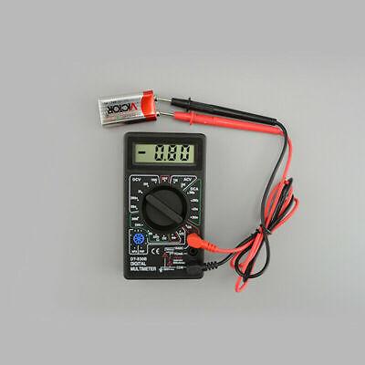 Tester Multimetro Digitale Puntali Volt Ampere Dt-830B 6