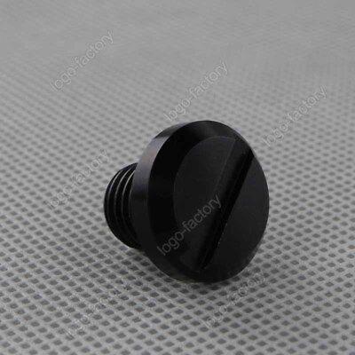 MirrorHolePlug For Yamaha MT-09 Tracer FJ-09 2015-2018 XSR900 2016-18 Black