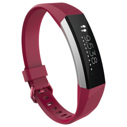 Replacement Small / Large Classic Wrist Band Strap for Fitbit Alta HR Wristband 11