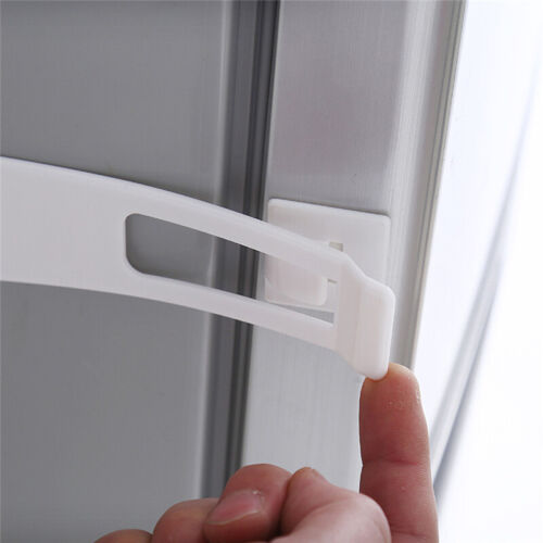 5 pcs Children Safety Protect Lock Refrigerator Guard Door Drawer Baby Latch D 10
