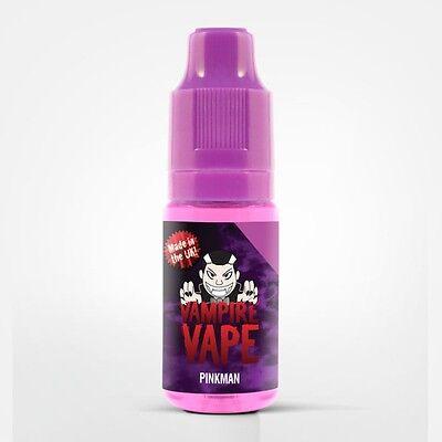 Vampire Vape E-Liquid *5x10ml bottles for £10.99* - All Flavours & Strengths 3