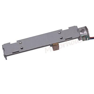 Long Lead Precision Linear Screw Nut Slider 5V 2-phase 4-wire Mini Stepper Motor 3