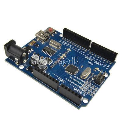 UNO R3 ATmega328P CH340 Mini USB Board for Compatible-Arduino Y 3