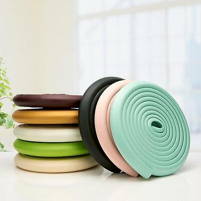EXTRA THICK Baby Proofing Edge Guard Foam Protector Bumpers + 4 Corners Cushion 4