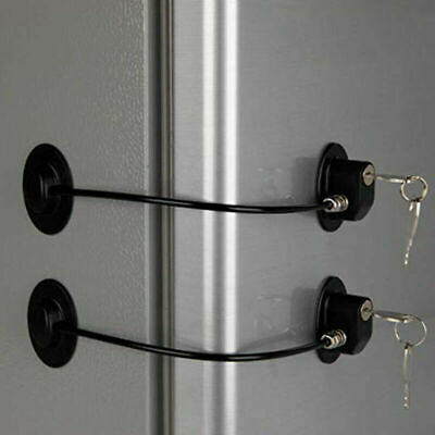 Safety Baby Locks Refrigerator Door Lock  Blocker Children's Safety Door Lock 3