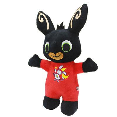 Peluche Bing Bunny In Pigiama Rosso Voosh Giocattolo Cbeebies Bambola Bambini 6