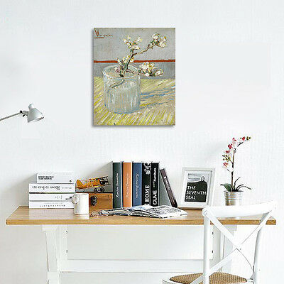 Canvas Print Picture Home Decor Wall Art Van Gogh Painting Repro Flowers 5