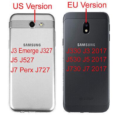 5X Tempered Glass Screen Protector For Samsung Galaxy J2 J3 J5 J7 J8 J6 J4 Plus 3