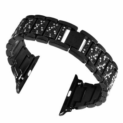For Apple Watch Series 4 3 2 38/40MM Stainless Steel Bracelet iWatch Band Strap 7