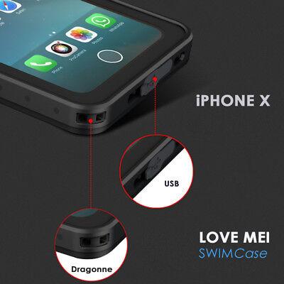 coque iphone x etanche avec poignet