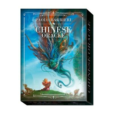 Chinese Oracle Cards Deck Paola Tartara Astrology Signs Lo Scarabeo New 2