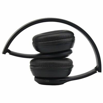 Cascos Bluetooth Auriculares Plegables Colores Inalambrico Batería Recargable 2