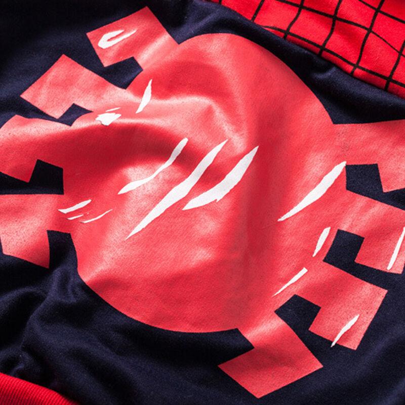 AU Boys Girls Kids Superhero Captain America Iron Man Hulk Costume Hoodie Jacket 12