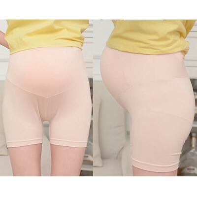 Women Maternity Panties Leggings Shorts High Waist Pregnant Underwear Briefs FI 6