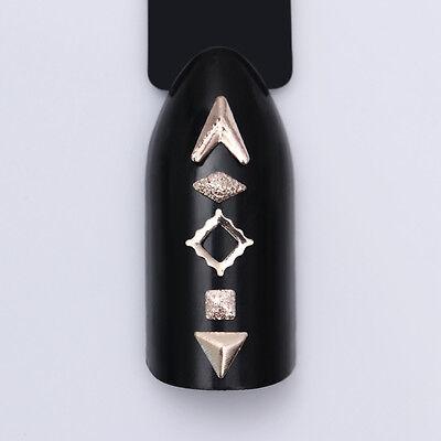 3D De uñas Arte Consejos Cristal Brillo Diamantes de imitación Decoración Rueda 7