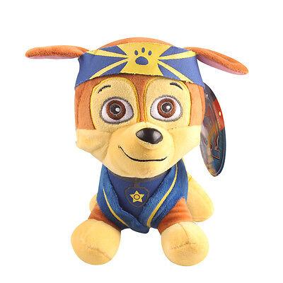 """Plush Pup Pals 8"""" Paw Patrol Skye/zuma Rocky Soft Toys Nickelodeon Dog Set Gift 11"""