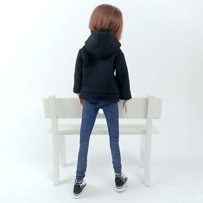 """Fashion Handmade Hoodie For 11.5"""" 1/6 Doll Sweatshirt Outfits Doll Clothes Shoes 7"""