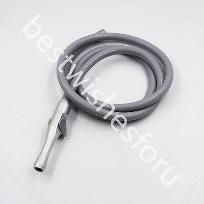 Dental Saliva Ejector Suction Valves Strong HVE/Weak SE With Handpiece Hose Tube 5