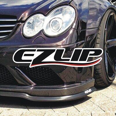BLACK FRIDAY EZ-LIP Universal Spoilerlippe Lippe Frontspoiler Spoiler Lip Tuning 7