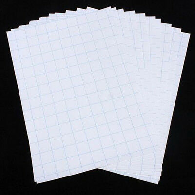 20 sheets A4 Iron Heat Transfer Paper For Light Cotton T-shirt 2