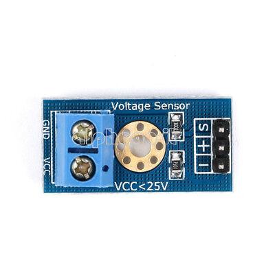 2/5/10PCS Voltage Detection Module Voltage Sensor Electronic Blocks For Arduino 3